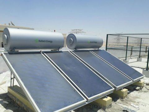 600 LPD Solar water heater DIP 1 Dubai