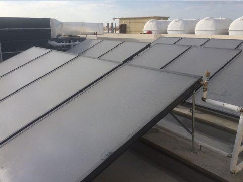 9000 LPD Solar Water Heater Jabel Ali Dubai UAE