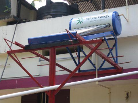 Solar Water Heater Kochi Kerala India