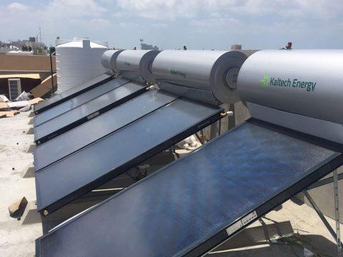 Solar Water Heater Greens Dubai UAE
