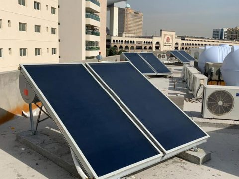Solar Water Heater Barsha Dubai UAE