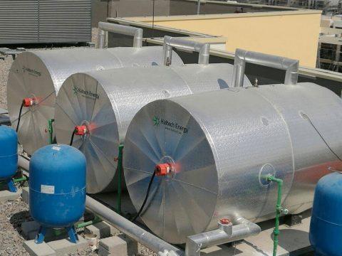 Solar Water Heater Jabel Ali School Dubai