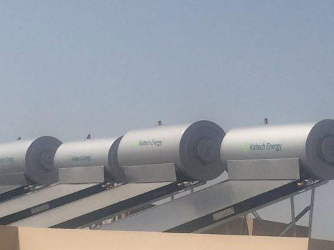 Solar Water Heater Jumeira Dubai UAE