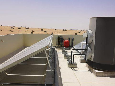 Solar Water Heater Dubai Customs